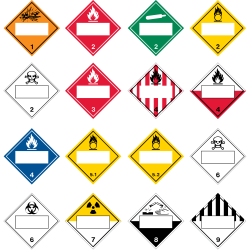 TRANSPORTATION OF DANGEROUS GOODS