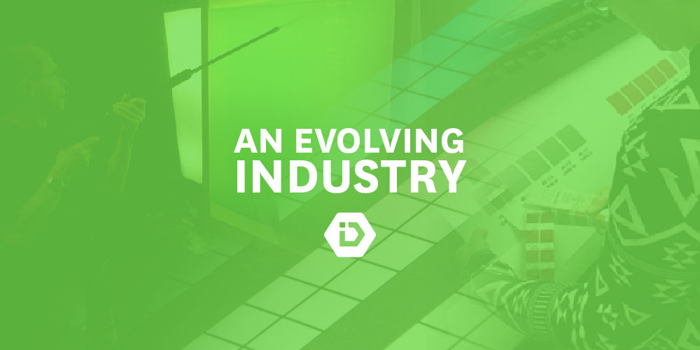 Earth Day: Evolution of IDENT and The Printing Industry