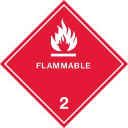 T-1337 Flammable Gas