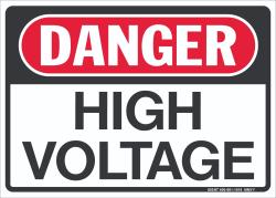 D-208 High Voltage