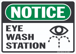 N-400 Eyewash Station