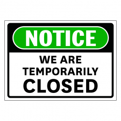 N-Temporarily Closed