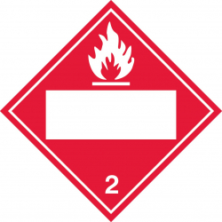 T-1338 Flammable Gas