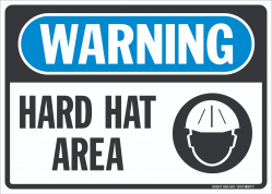 W-305 Hard Hat Area