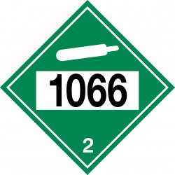 T-1066 Compressed Gas