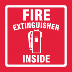 1342 Fire Extinguisher