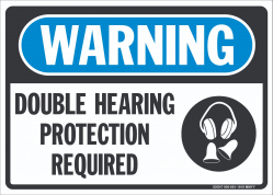 W-320 Double Hearing Protection
