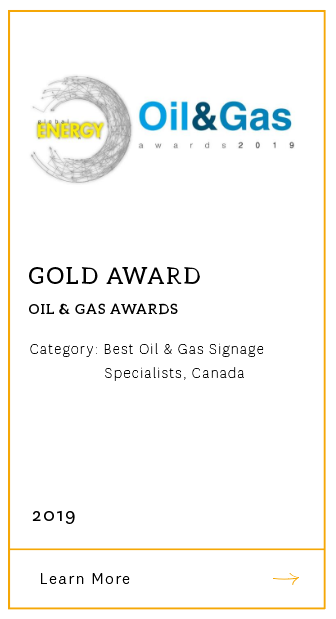 Oil and Gas Awards 2019