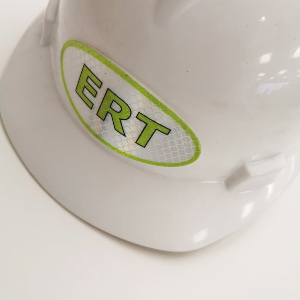 Reflective Hard Hat Decal